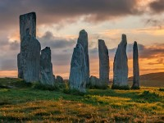Собирать пазл Загадки Шотландии онлайн