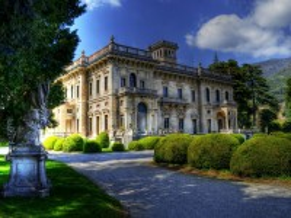 Собирать пазл Загородное имение онлайн