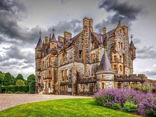 Собирать пазл Замок Бларни онлайн