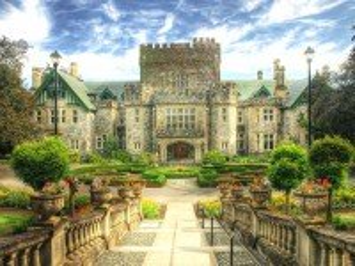 Собирать пазл Замок Хэтли онлайн