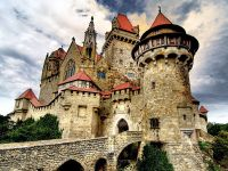 Собирать пазл Замок Кройценштайн онлайн