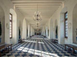 Собирать пазл Замок Шенонсо онлайн