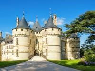 Собирать пазл Замок Шомон-сюр-Луар онлайн