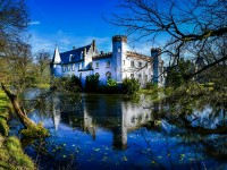 Собирать пазл Замок Stapelen онлайн