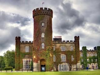 Собирать пазл Замок Суинтон онлайн