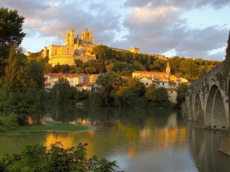 Пазл Собирать пазлы онлайн - Замок во Франции