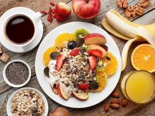 Собирать пазл Здоровый завтрак онлайн