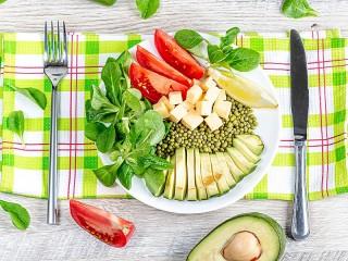 Собирать пазл Здоровое питание онлайн