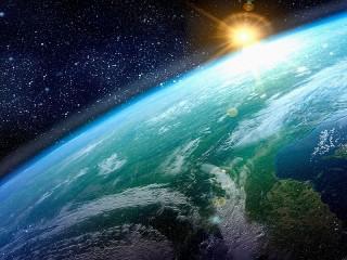 Собирать пазл Земля из космоса онлайн