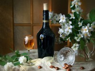 Собирать пазл Жасмин и вино онлайн