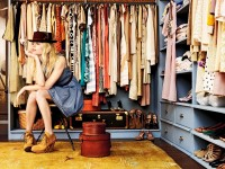 Собирать пазл Женский гардероб онлайн