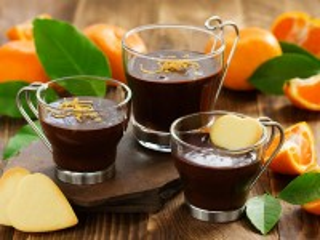Собирать пазл Жидкий шоколад онлайн
