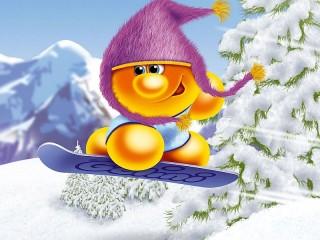 Собирать пазл Жизнь Gelini - сноуборд онлайн
