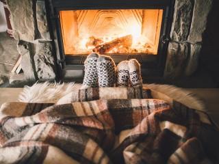 Собирать пазл Зимнее тепло онлайн