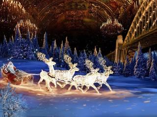 Собирать пазл Зимний театр онлайн