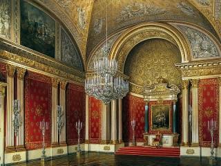 Собирать пазл Зимний дворец онлайн