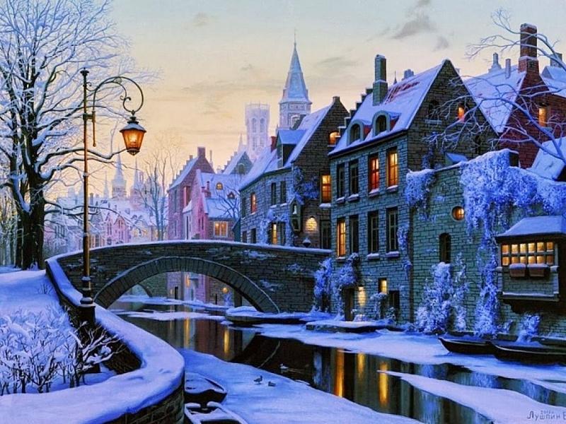 снарского две сказочный зимний вечер фото полсон