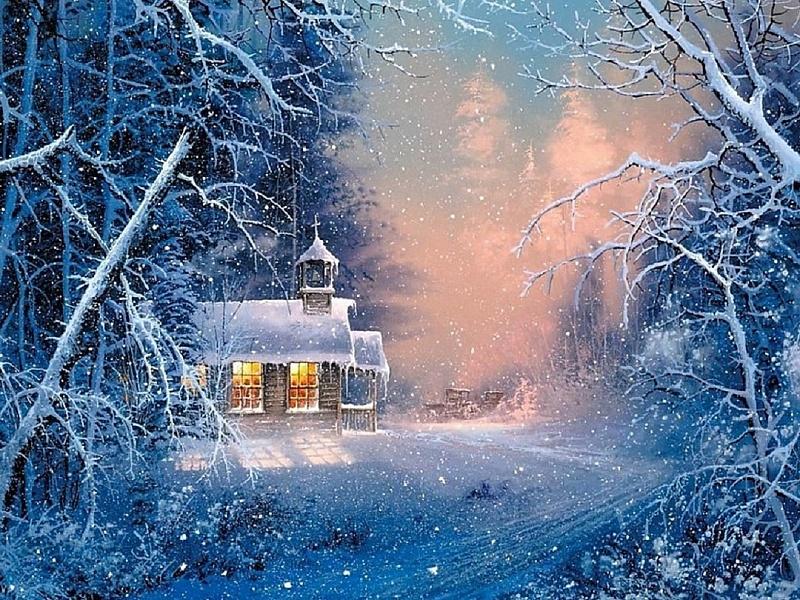 Красивые открытки с началом зимы, картинки наклейки машину