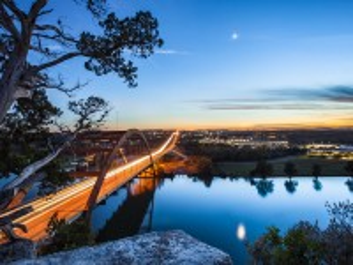 Собирать пазл Золочёный мост онлайн