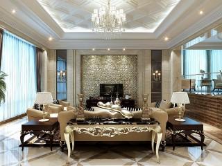 Собирать пазл Золотая гостиная онлайн