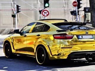 Собирать пазл Золотая машина онлайн