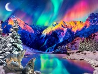 Собирать пазл Зов природы онлайн