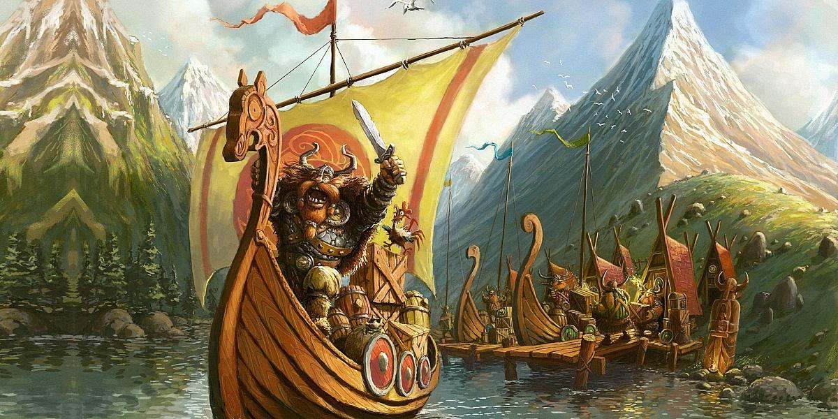 говоря, картинки на тему вера викингов с информацией того