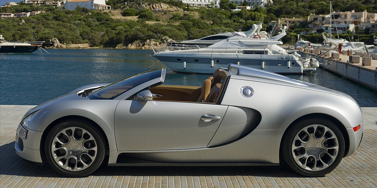 Пазл Собирать пазлы онлайн - Bugatti Expensive