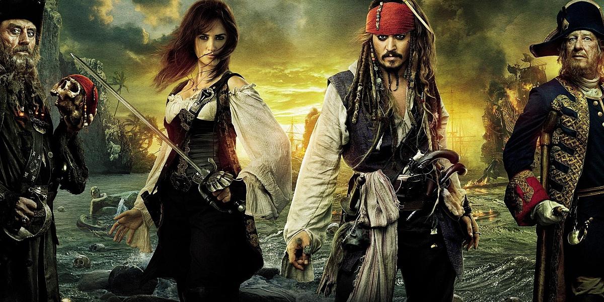 Пазл Пираты