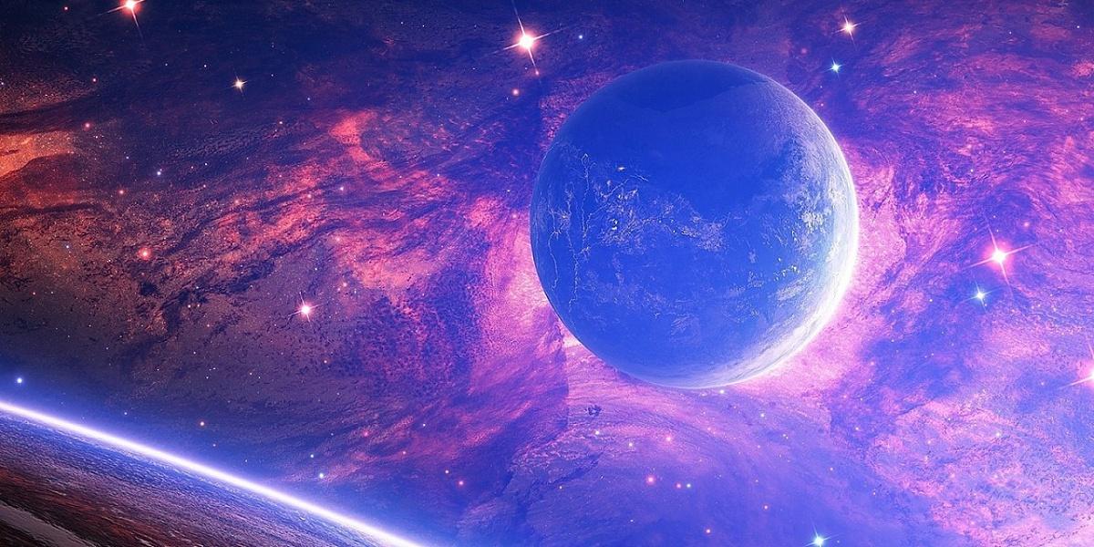 Пазл Собирать пазлы онлайн - Вселенная