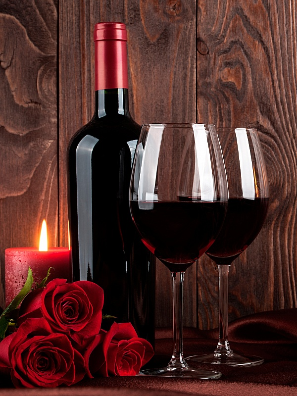 красивые картинки вино вечером просто шоке была