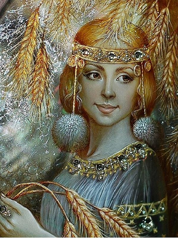 славянские боги и богини красивые картинки стелла постоянный участник