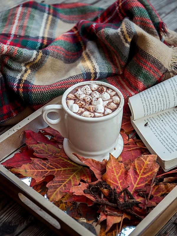 Картинки кофе шоколад осень, картинки рабочий