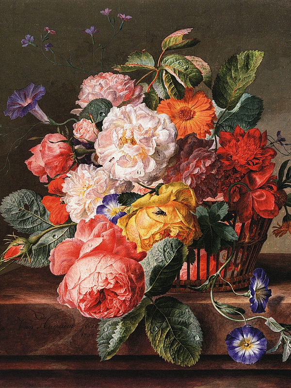 Пазл Собирать пазлы онлайн - Садовые розы
