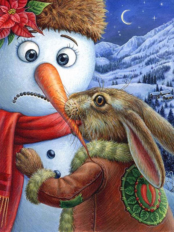 средствами поздравление с рождеством заяц надежно под любым