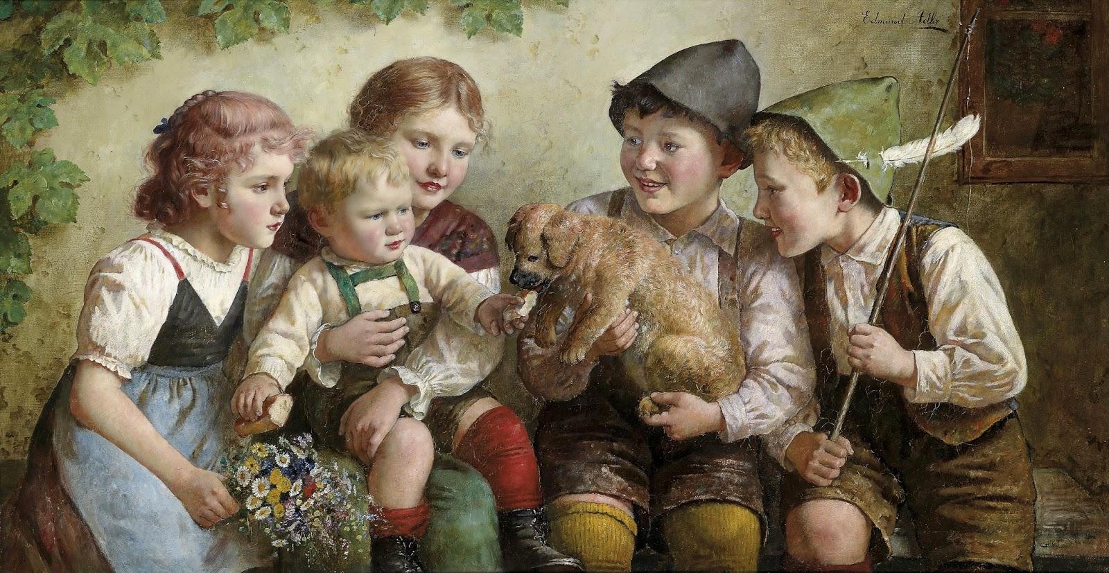 Фото дети в жи