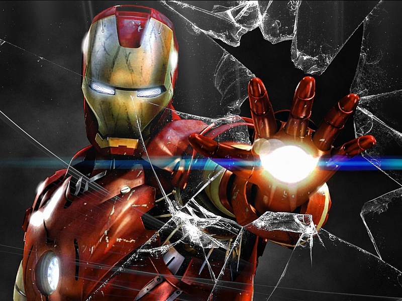 50 MB Watch Iron Man: Rise Of Technovore (2013)