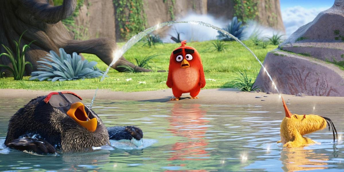 The Angry Birds Movie 2016 Dual Audio 720p HDRip Hindi